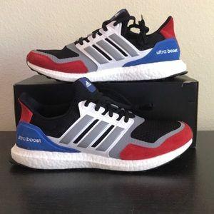 Ultraboost S&L 'Black Red Blue'